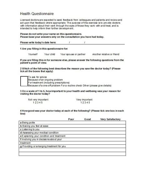 survey formats templates gse bookbinder co
