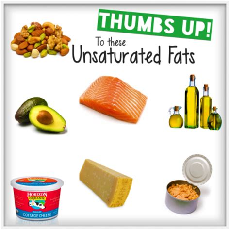 1 serving of healthy fats facts about fats