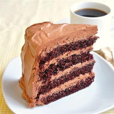 best italian chocolates chocolate cake with italian chocolate buttercream frosting