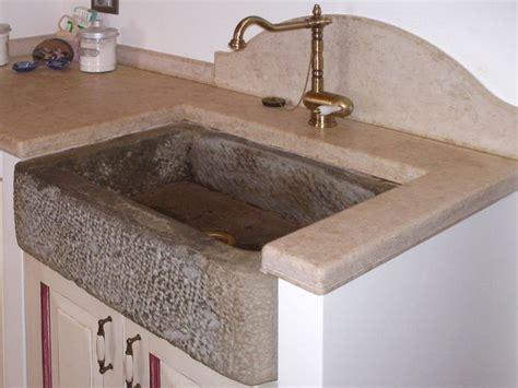 lavello cucina pietra oltre 25 fantastiche idee su lavello da giardino su