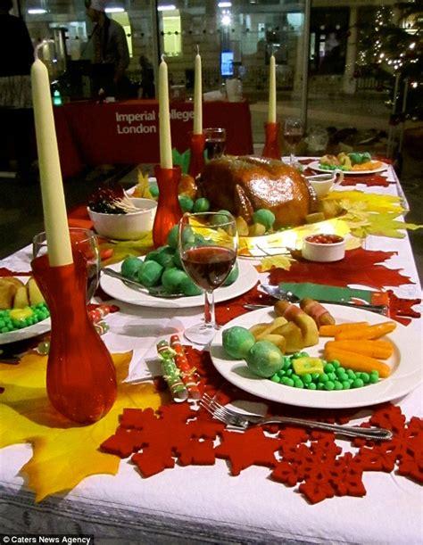 christmas cake food artist annabel de vetten from birmingham makes alternative festive dinner