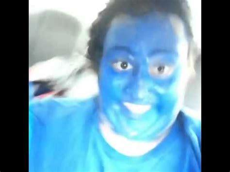 Blus Vinzo i m blue vine