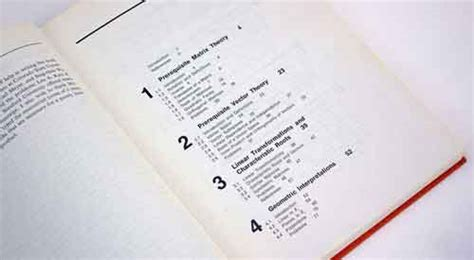 design inspiration table of contents table of contents design 30 excellent exles from