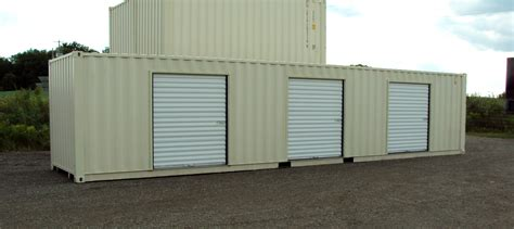 Garage Storage Units For Sale Shipping Containers For Commercial Storage Facilities