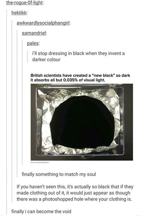 colors we cannot see all right time for some science black is a made