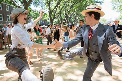 new age swing 1920s nyc swing dance duo 1920s corporate entertainment