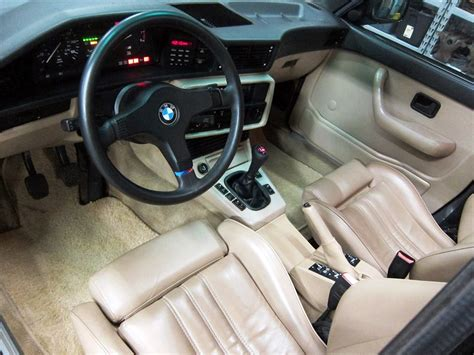 Interior Bmw For Sale by 1988 Bmw M5 Bring A Trailer