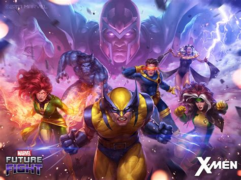 X Marvel by Marvel Future Fight On Quot The Are Coming
