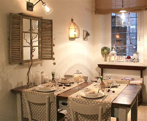 tavola rustica apparecchiata una tavola invernale casa di vita