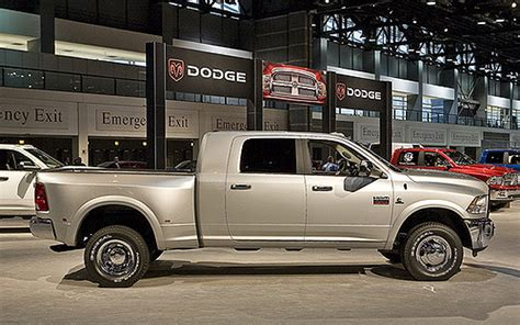 First Look: 2010 Dodge Ram 2500 and 3500 Heavy Duty