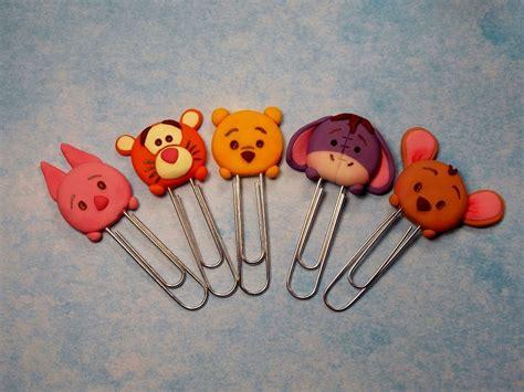 Cake Topper Tsum Tsum Poohfriends disney tsum tsum winnie the pooh friends polymer clay