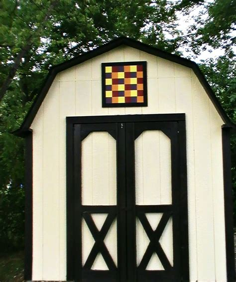 mini barn quilt   garden shed mini barn barn