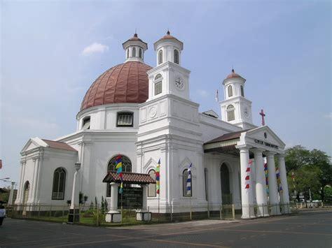 Arsitektur Dan Kota Kota Di Jawa Pada Masa Kolonial Original gereja blenduk gereja pertama di jawa tengah media
