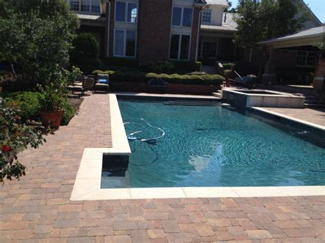 pool deck pavers paver types legacy custom pavers
