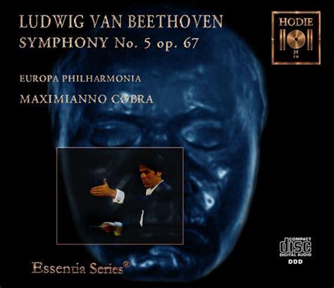 beethoven symphony no 5 tempus collection beethoven symphony no 5 op 67 cd