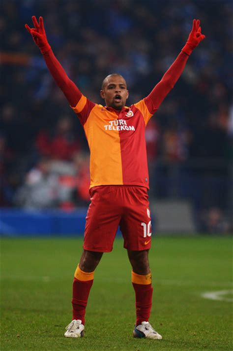 Galatasaray Mba by Felipe Melo In Fc Schalke 04 V Galatasaray As Uefa
