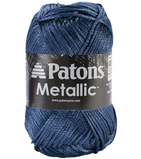 patons metallic yarn knitting patterns patons metallic yarn at joann