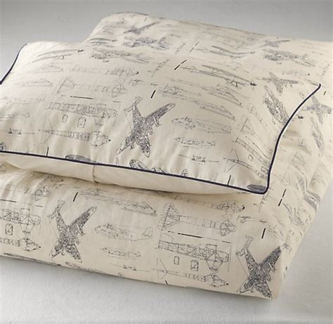 vintage airplane bedding vintage airplane blueprint duvet cover products pinterest