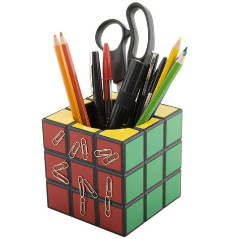 Desk Tidy Images by Rubik S Cube Desk Tidy Organizer Buy Gifts