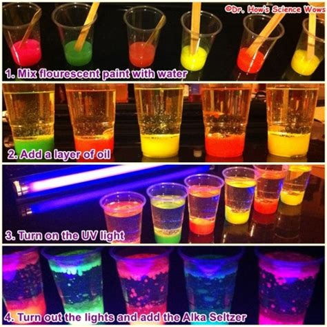 How To Make A Glow In The Lava L by 5 Science Experiments For Page 3 Of 5