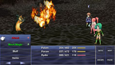 ff6 the apk iv the after years remake released for ios android oprainfall