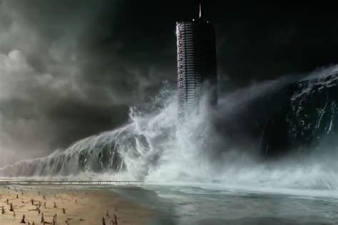 film geostorm geostorm futuristic disaster movie gets trailer video