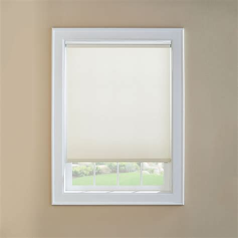 light filtering roller shades privacy shop custom size now by levolor white light filtering