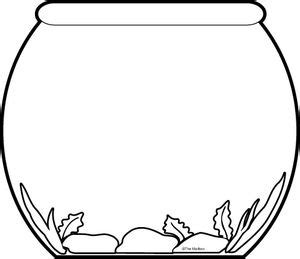 fish bowl printable