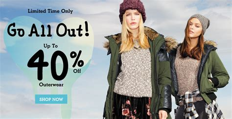 Garage Clothing Opportunities Garage Canada Pre Black Friday Sales And Deals 2014