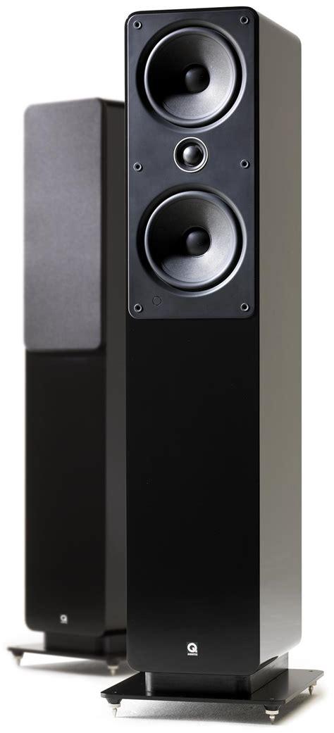 Speaker Q Acoustics q acoustics 2050i floor standing speaker nintronics co uk