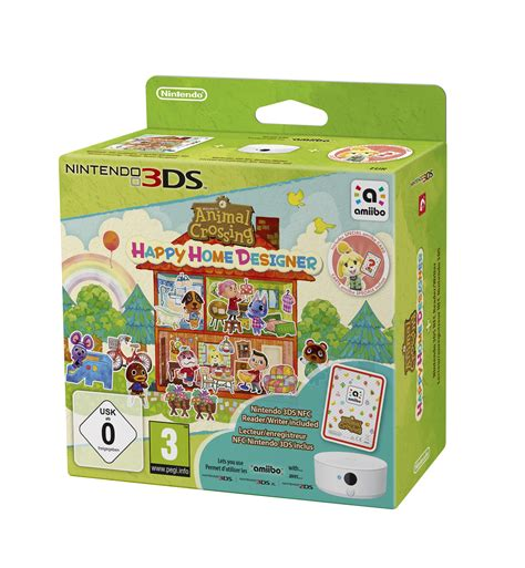 home design ds game nintendo 3ds animal crossing happy home designer