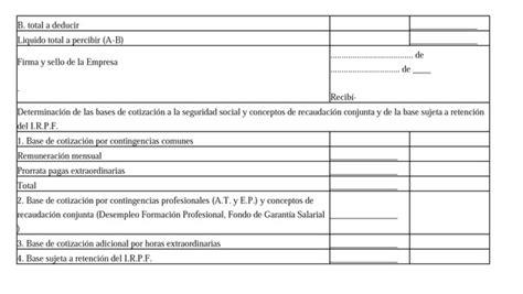 nuevo modelo de recibo individual justificativo del pago de salarios ejemplo recibo de honorarios cfdi