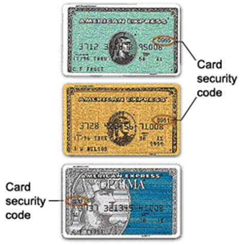 Security Code On Amex Gift Card - security code info