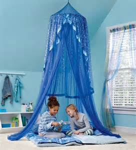 Frozen Bed Canopy Australia Celestial Starry Hideaway With Led Lights