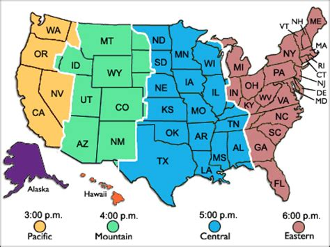 us map with time zones earth moon rotation revolution