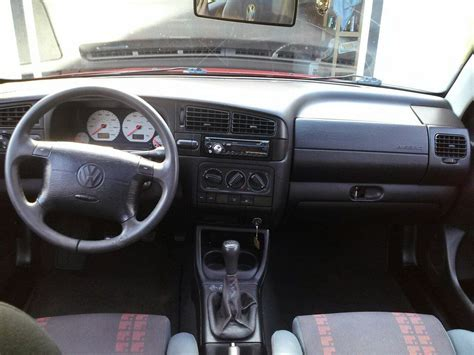 polo 1998 interieur vw golf mk3 1992 1998 interior gti obsession pinterest