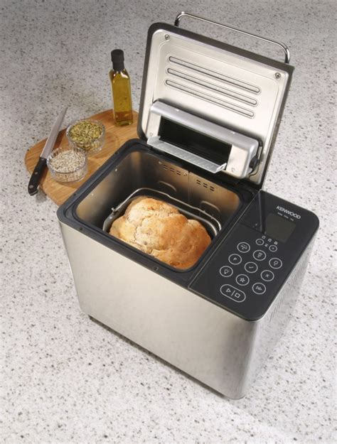 design factory bread maker kenwood bm450 bread maker review