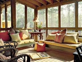 Decorating Ideas Small Screened Porches West Bay Idea House Screened Porch Myhomeideas