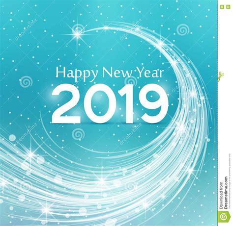clipart buon anno buon anno 2019 illustrazione vettoriale illustrazione di