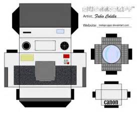 camera template printable pinterest