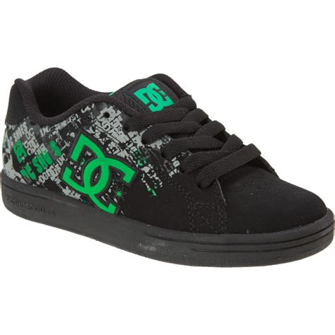 dc character skate shoe boys backcountry