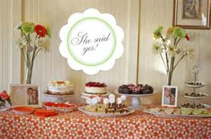 Engagement Party At Home Decorations Engagement Party Decorations Ideas Tables Henol