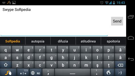 swype for android swype for android gets major update better typing capabilities