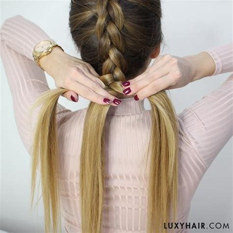 step by step written instructions for braids how to do a dutch braid hair tutorial for beginners