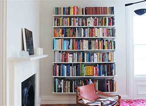 How To Mount Bookcase To Wall Wall Mounted Book Shelves Room Remodel 15 You Can Do