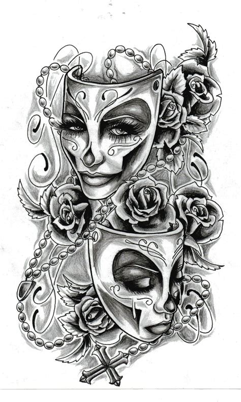tattoo design sketches sketches feminine design by almigh t