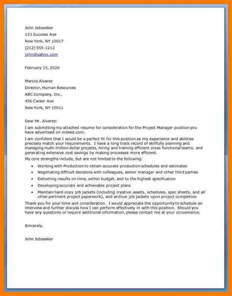 11 types of cover letters mbta