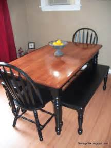 How To Refinish A Dining Room Table by Refinishing The Dining Room Table
