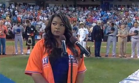 American Idol Gets A New Anthem Tonight by Candice National Anthem Mlb All 2013