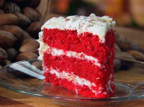 paula deen red velvet cake red velvet cake recipe recipes food network